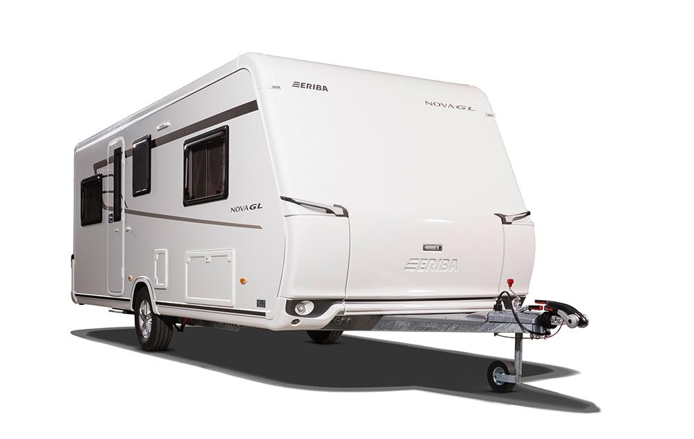 ERIBA Nova GL - Wohnwagen